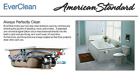 American Standard 2771vc Whirlpool Home Interiors And Beyond