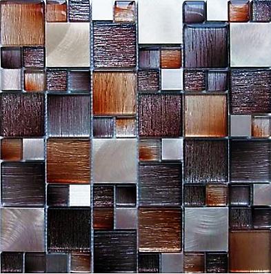 Tampa Mosaic Tile 11 8 X